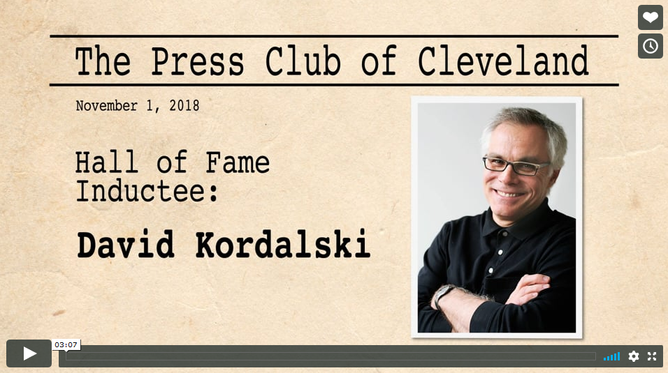 The Press Club of Cleveland | Serving and honoring